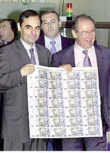 1953 valor billete espana 100 peseta: